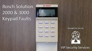 How To Clear Faults On Bosch Solution 2000 3000