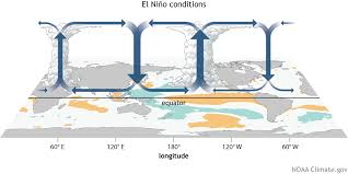 What Unusual Pattern Occurs During El Niño Delectable 48 State Of The Climate El Niño Came Saw And Conquered NOAA