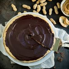 This decadent and indulgent creamy peanut butter pie is made with just a few ingredients. Low Carb Peanut Butter Pie Keto Simply So Healthy