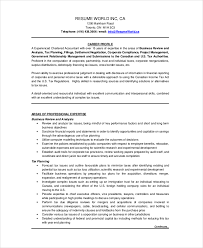 Sample Resume For Ca Articleship Training Planing Chartered