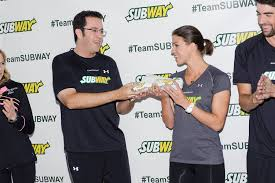 jared form subway the problems with subways jared fogle and celebrity endorsements