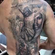 татуировки на спине все про татуировки и их виды