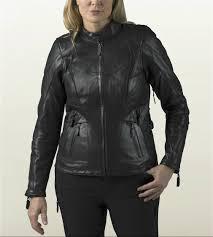 harley davidson women s fxrg waterproof leather jacket triple vent system
