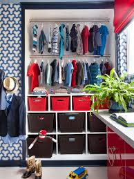 Kids Bedroom Shelving Kids Closet Ideas Hgtv