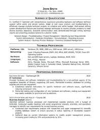 It Resume Examples Fascinating It Resume Examples Information Technology 60 Mmventuresco