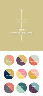 9 Fruity Color Combinations Nesha Woolery