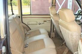 1989 jeep grand wagoneer 4x4 4wd a c