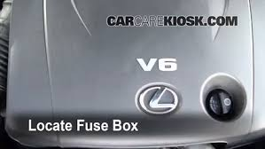 replace a fuse 2006 2014 lexus is250 2008 lexus is250 2 5l v6 locate engine fuse box and remove cover