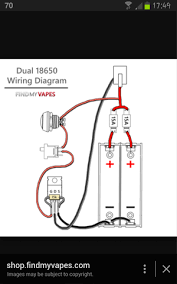 rizla mosfet box mod all about e cigarettes uk there s 2 18650 batteries mounted in parallel and a mosfet to keep the power down on the firing switch and the on off switch i googled this wiring diagram