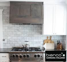carrara carrera bianco honed 3x6 subway wall marble tile
