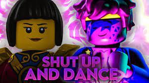 Ninjago   Jay & Nya Tribute   Shut Up And Dance [HD] - YouTube