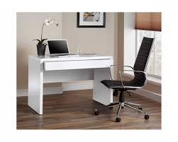 Luxor Gloss Workstation/desk With Hidden Drawer White  Home  Regarding  Office Desk Uk