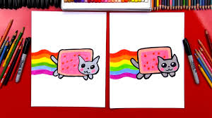 The Best Free Nyan Drawing Images Download From 50 Free Drawings Of