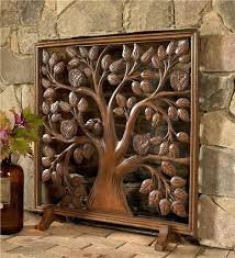 wood fireplace screens exclusive ideas wooden fireplace screen 2 main image for watchful owls fireplace screen wood fireplace screens
