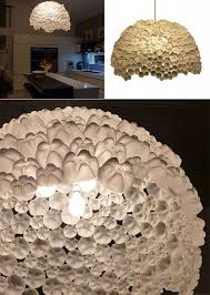 diy plastic bottle chandelier