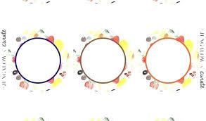 Decorative Label Free Templates Labels Vector Art Download