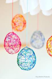 fun crafts for tweens pinterest. cool craft: string easter eggs fun crafts for tweens pinterest