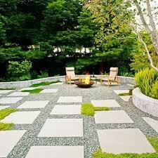 small backyard designs without grass