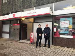 Petition Office Sign Rorys Petition To Save Penrith Post Office Rory Stewart