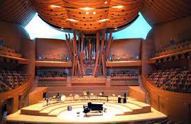 Walt Disney Concert Hall Seating Chart Walt Disney Concert Hall On Sale Today The Airborne Toxic