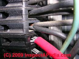 aluminum wiring repair how to get wiring space in electrical improper aluminum to copper wire double tapping c daniel friedman