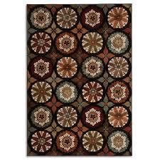 circles shaker rug collection