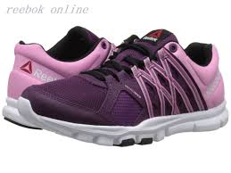 reebok yourflex trainette. women\u0027s reebok yourflex trainette 8.0 l mt training shoes - celestial orchid/icono pink/black/white yourflex