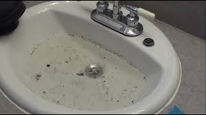 how to unclog a bathroom sink you