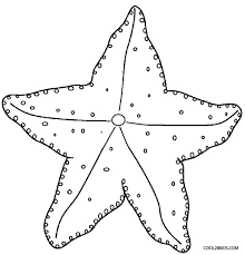 Small Picture Star Fish Coloring Pages FunyColoring