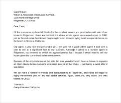 Personal Re mendation Letter For House Agent1