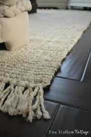 rugs usa chunky maui loop jute area rug