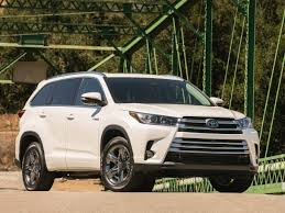 2018 Toyota Highlander SUV Lease Offers - Car Lease CLO