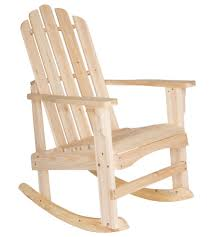 Marina Adirondack Rocking Chair in Adirondack Chairs