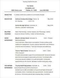This is a sample student resume which contains various kinds of samples for students having different types of undergraduate degrees in various fields. 24 Student Resume Templates Pdf Doc Free Premium Templates