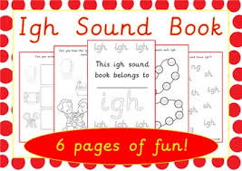 Children are introduced to an additional 25 graphemes. Igh Trigraph Activity Book By Epic Phonics Teachers Pay Teachers