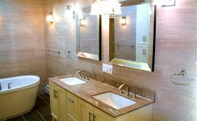 Unique Bathroom Tiles Vanities Designs Stunning Unique Bathroom Tiles With Double Sink