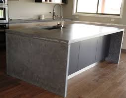 Kitchen Benchtop Concrete Kitchen Benchtops New Furniture Tips For Choosing The