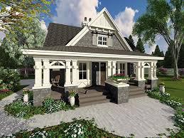 best craftsman cottage house plans