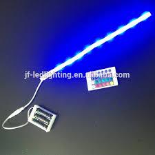 led stick on battery box powered rope light for festival