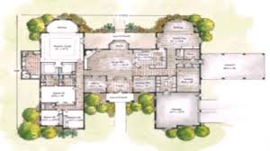 pool in middle beautiful u shaped floor plans modern house post with australia