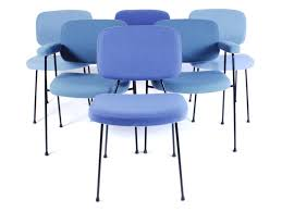 paulin pierre chaise cm196 fauteuil cm197 thonet jpg