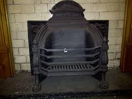 victorian firebasket