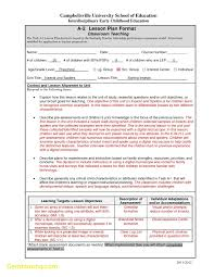 Sample Lesson Plans Format 7th Grade Lesson Plan Template Ipg Lesson 493323580006 Sample