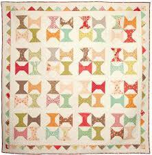 9 Exciting Border Ideas for Quilt Patterns & Quilt with Colorful Spools Design - Craftsy.com Adamdwight.com