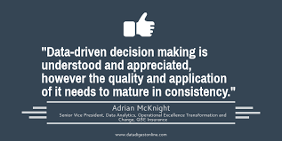 Data Quotes Amazing Quotes About Datadriven Decision Making 48 Quotes