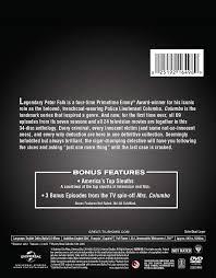 Amazon Com Columbo The Complete Series Peter Falk Movies
