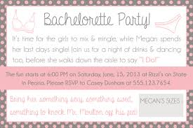 bachelorette party invite perfect simple bachelorette party invitation and black fonts sets