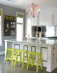 yellow stools furniture. view in gallery lime green bar stools and small accents a kitchen yellow furniture