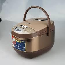 Nồi Cơm Điện Tử 1.8L Matika Đa Chức Năng Nấu Thân Inox Chống Dính 3 Lớp Nấu  Cơm,Hấp Bánh,Nấu Cháo Hâm Nóng (Vàng Đồng)-Hàng Chính Hãng - Nồi cơm điện  tử