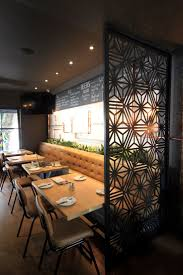 Restaurant Design Ideas Copper Club Restaurant Bespoke Design Laser Cut Screens Decorative Screens